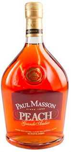 Paul Masson Brandy Grande Amber Peach 375ml
